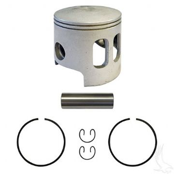 Piston and Ring Assembly, Standard, Yamaha G1 Gas